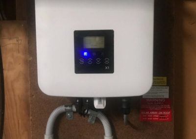 Drysdale 5kwh Solax inverter