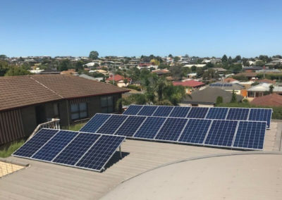 Clifton Springs - 5.4kwh installation
