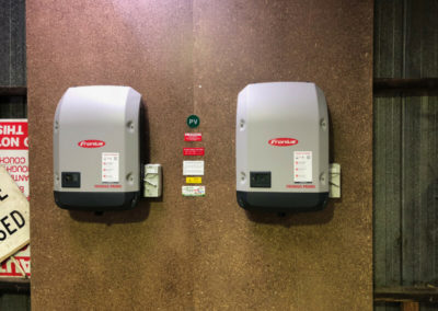 Golf Club Fronius Inverters (1)