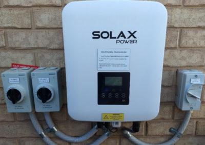 SolaX inverter CS