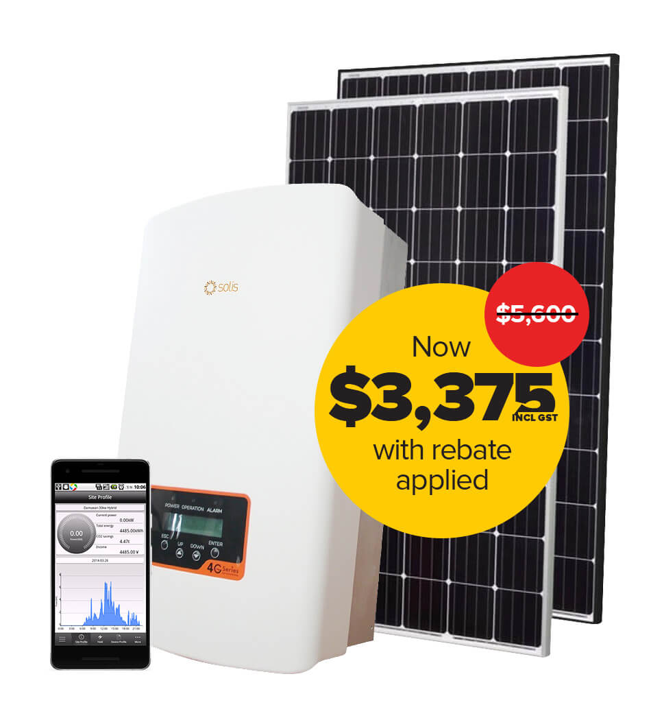 Browsing Solar Costs? Check Out Our Solar Packages (incl prices)